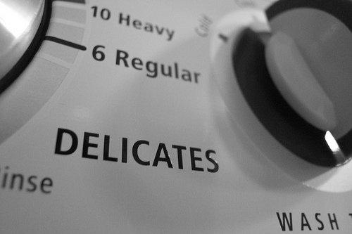 Treat Them as Delicates