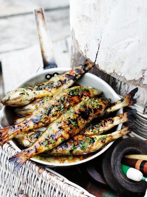 food, dish, produce, vegetable, forage fish,