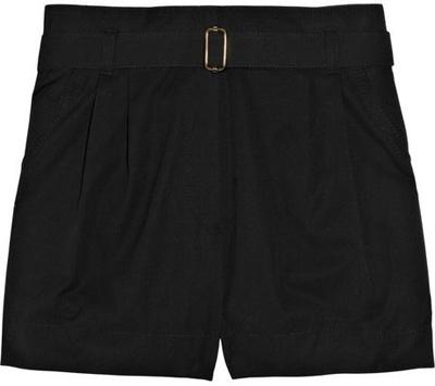 Marc Jacobs High Waisted Cotton-Poplin Shorts