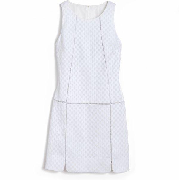 Marshalls White Sleeveless Dress