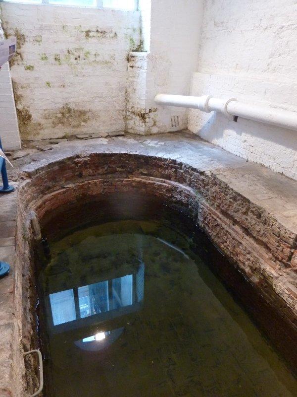 The Ancient Roman Bath