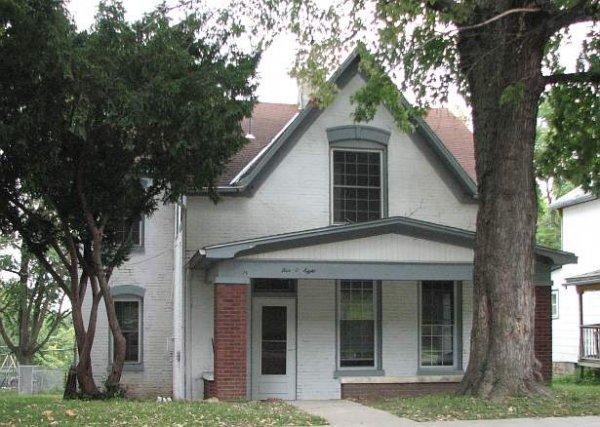The Sallie House, Atchison, Kansas