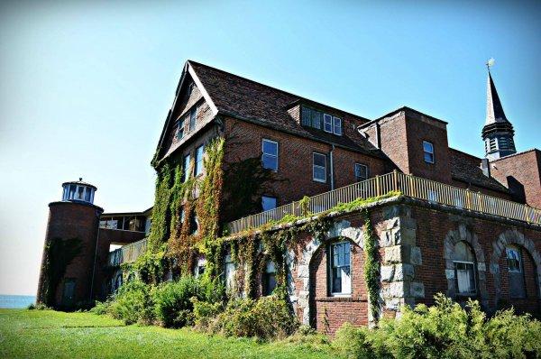 Seaside Sanatorium, Waterford, Connecticut