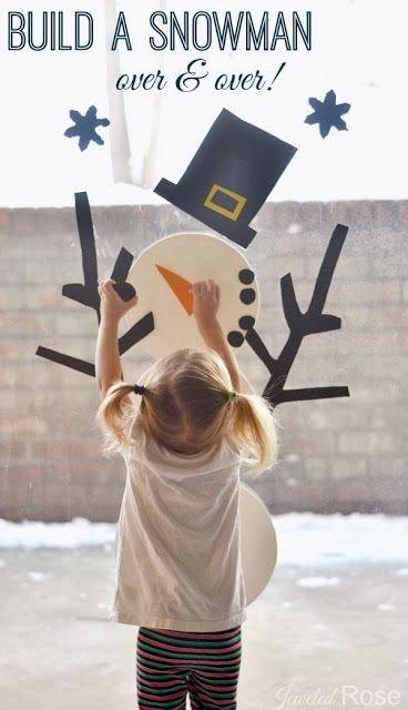 Build a Frosty