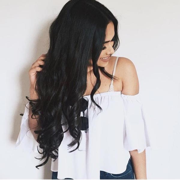 hair,clothing,black hair,hairstyle,long hair,