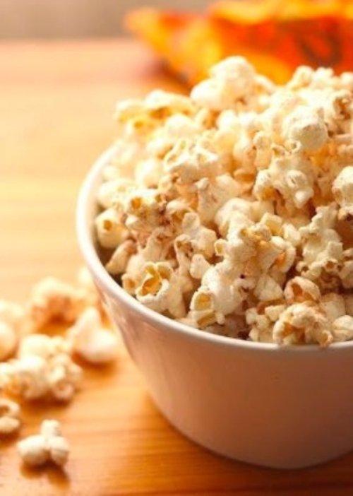 Air-popped Popcorn