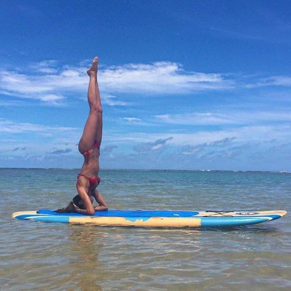 vacation, sea, blue, sports, beach,