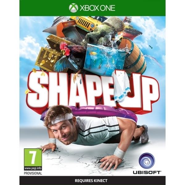 Xbox One,Ubisoft,Shape Up,gadget,xbox 360,
