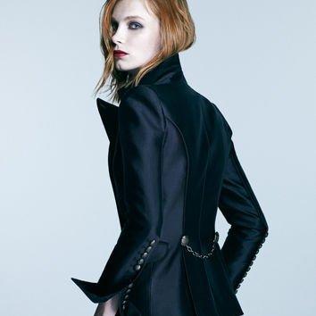 Tolstoy Leather Jacket