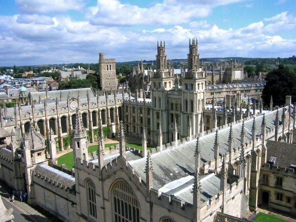 University of Oxford – 93.2