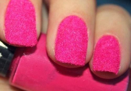 Textured Nail Polish