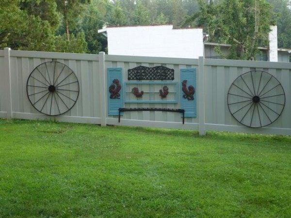 Use Antiques for a Farm Feel
