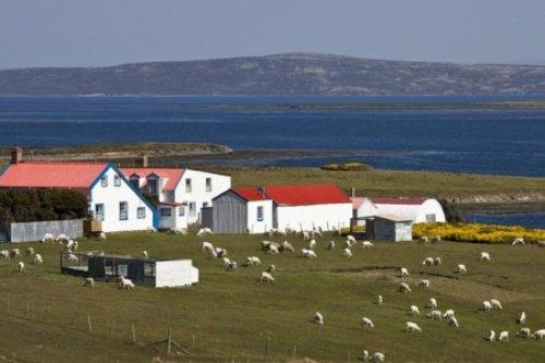 East Falkland's Villages
