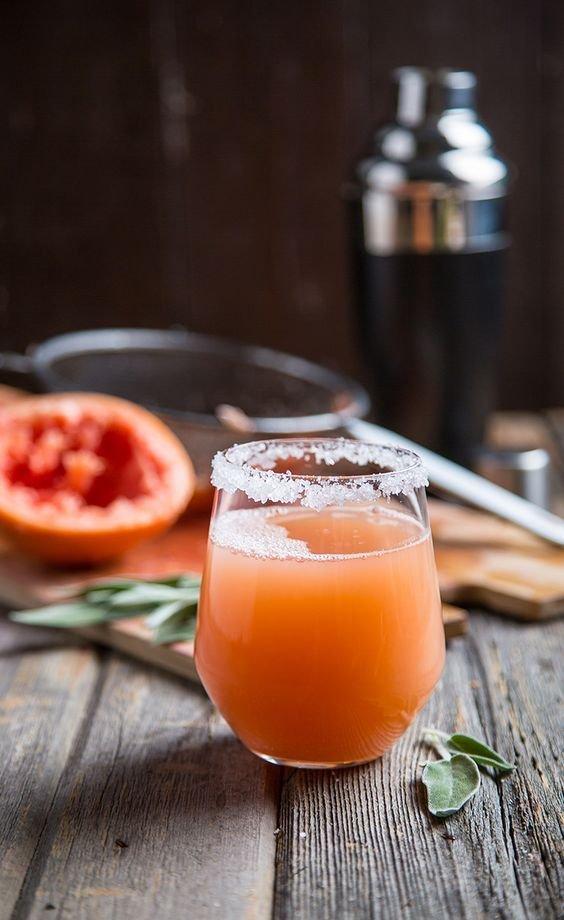 Grapefruit and Sage Hydrator