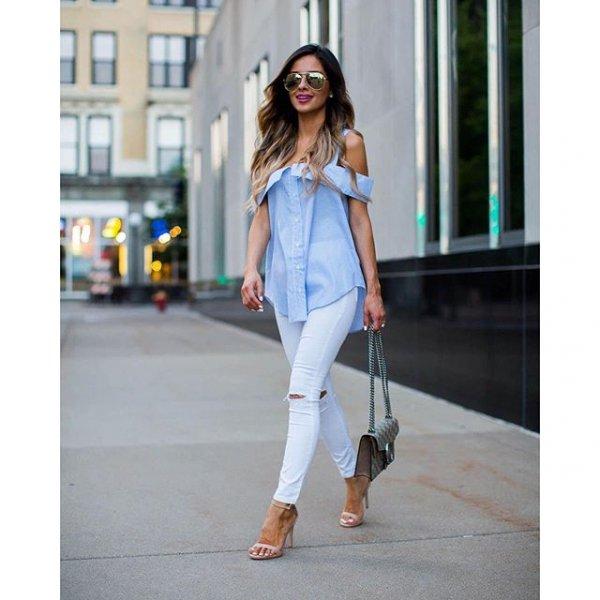 clothing, denim, jeans, sleeve, footwear,