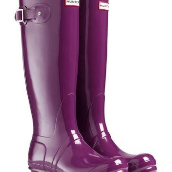 Original Tall Gloss Hunter Boot