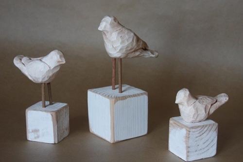 Flock of 3 Snowbirds