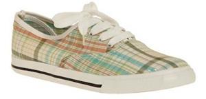 Modcloth It's Not Just a Plaid Shoe