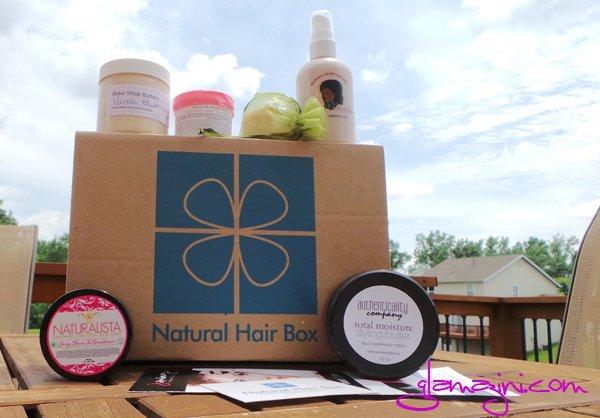 Natural Hair Box