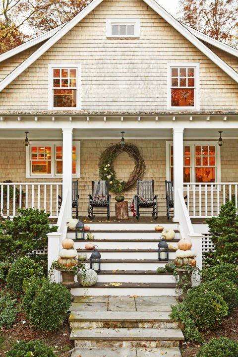 home, house, porch, property, siding,