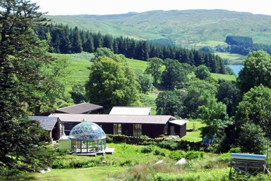 EcoYoga Centre - Argyll, Scotland