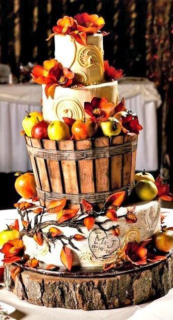 Apple Picking Cake