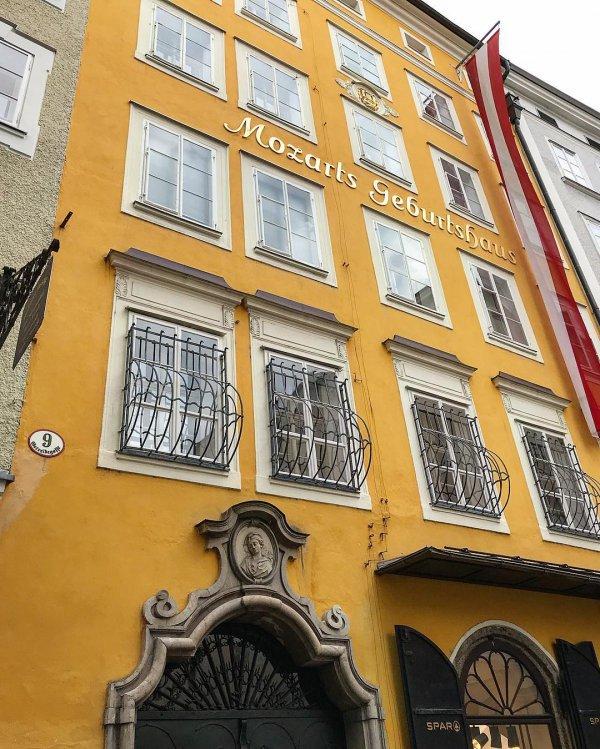 yellow, building, landmark, town, facade,