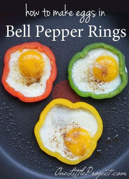 Bell Pepper Rings