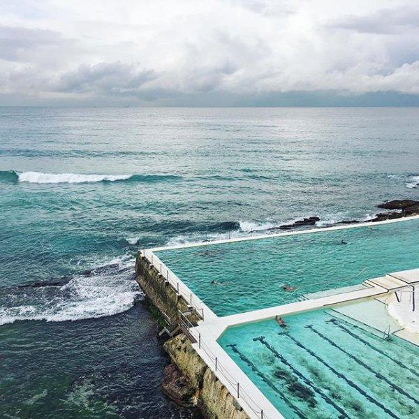 sea, blue, shore, ocean, vacation,