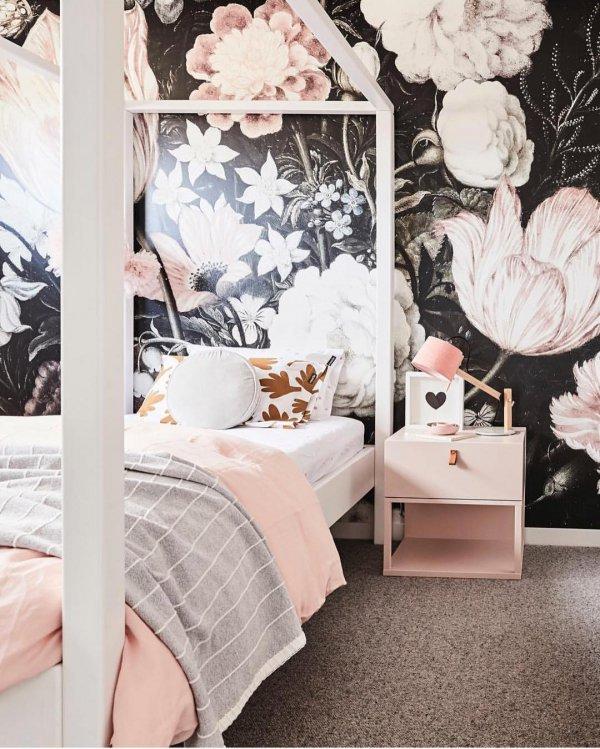 pink, room, interior design, wall, textile,
