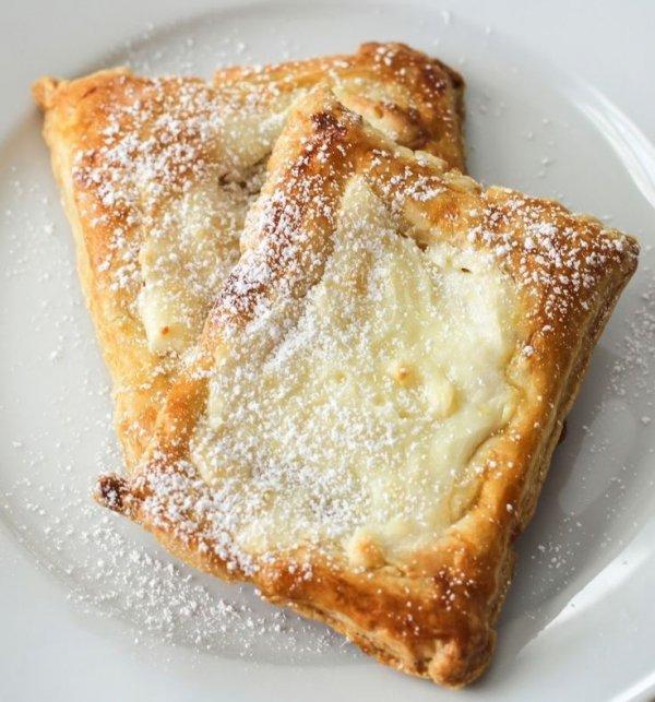 food, dish, dessert, apple pie, baked goods,