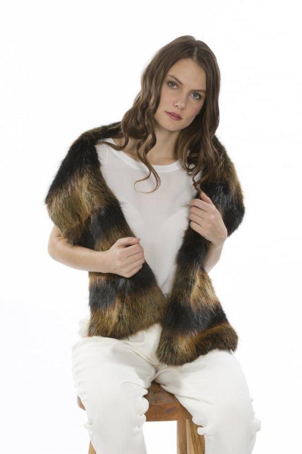 fur clothing, fur, fashion model, outerwear, long hair,