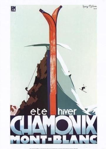 Chamonix-Mont. Blanc, France