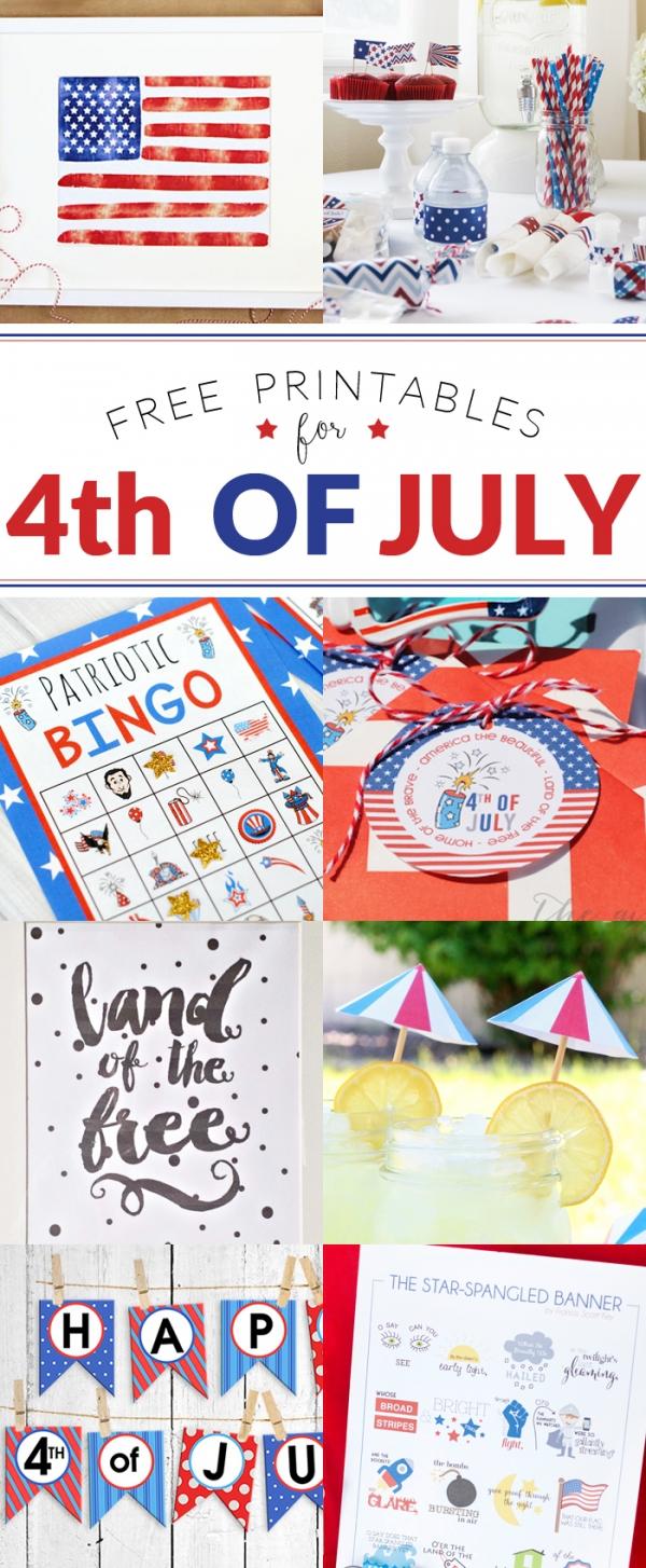 Patriotic Bingo and More