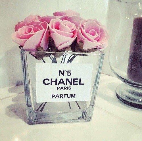 Chanel Perfume = Mother