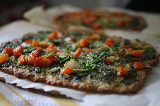 Cauliflower Pizza Crust – a Must Make!