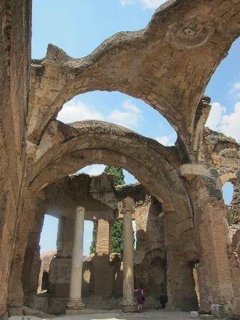 Hadrian's Villa, Tivoli, Rome