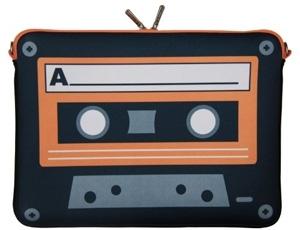 Digitrade Old School Neoprene Laptop Carry Case