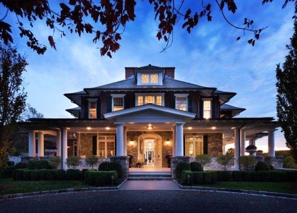 Symmetrical House Design & Symmetrical House Design - 59 Gorgeous Dream Houses for\u2026