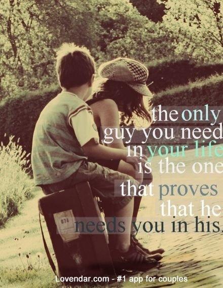 He Needs You