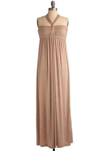 Halter in the Name of Love Dress