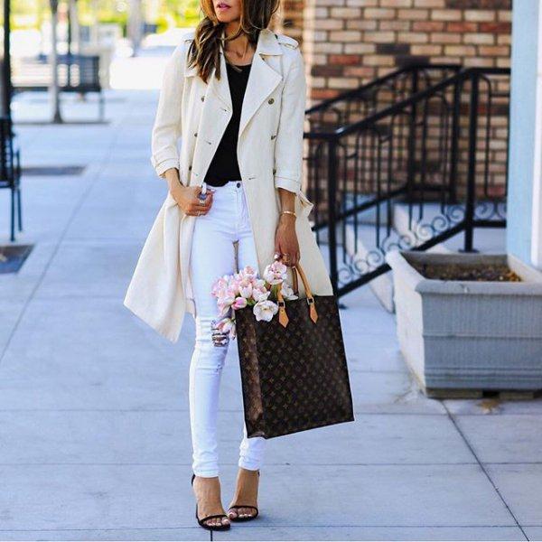white, clothing, spring, pattern, season,
