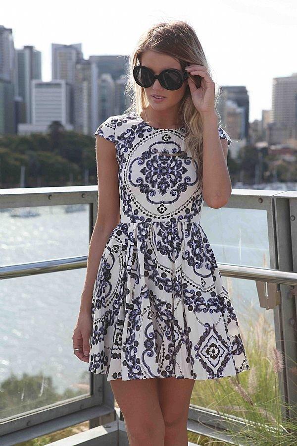clothing,dress,sleeve,pattern,spring,