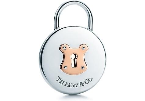 Tiffany Locks Vintage round Lock
