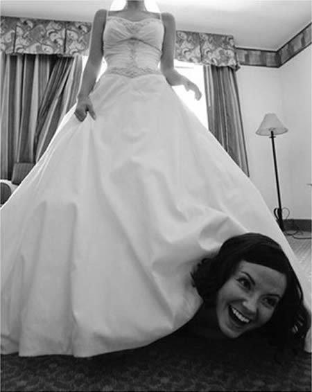 wedding dress,white,dress,clothing,black and white,