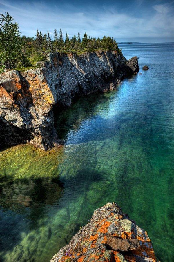 Michigan – Isle Royal National Park