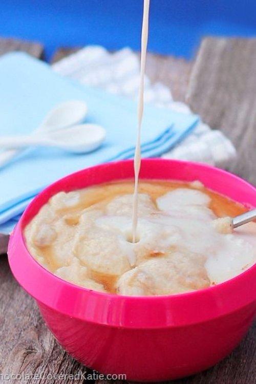Instant Creamy Porridge