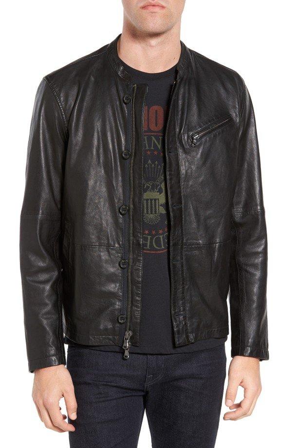 leather jacket,jacket,clothing,leather,textile,