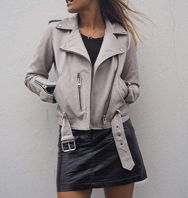 clothing, jacket, leather, outerwear, sleeve,