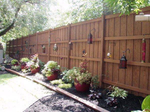 Use Plant Hooks for Lanterns